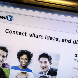 LinkedIn Social Go-To Site for B2Bs