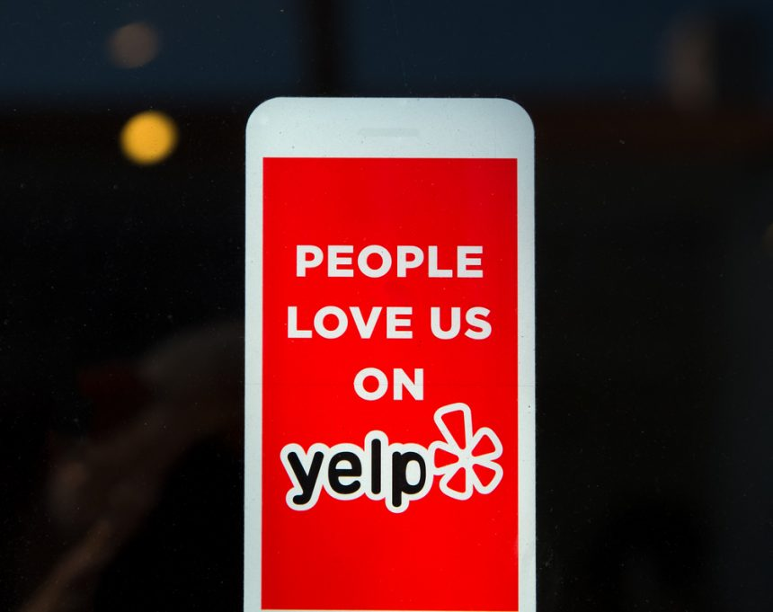 Yelp's Latest Online Review Feature